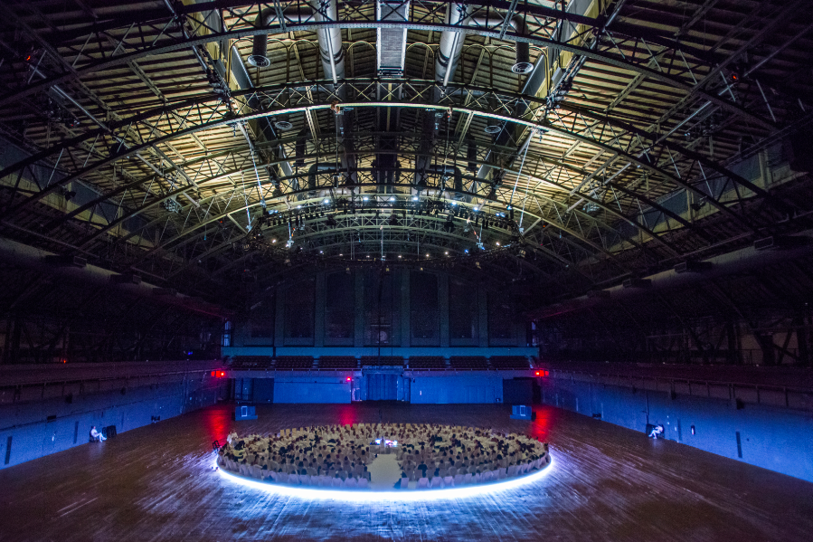 Karlheinz-Stockhausen-and-Rikrit-Tiravanija-Oktophonie-Installation-View-via-Park-Avenue-Armory-10