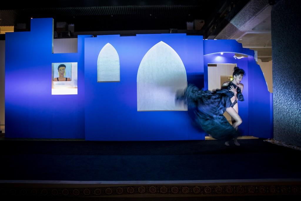 Trajal Harrell: Hoochie Koochie, A Performance Exhibition