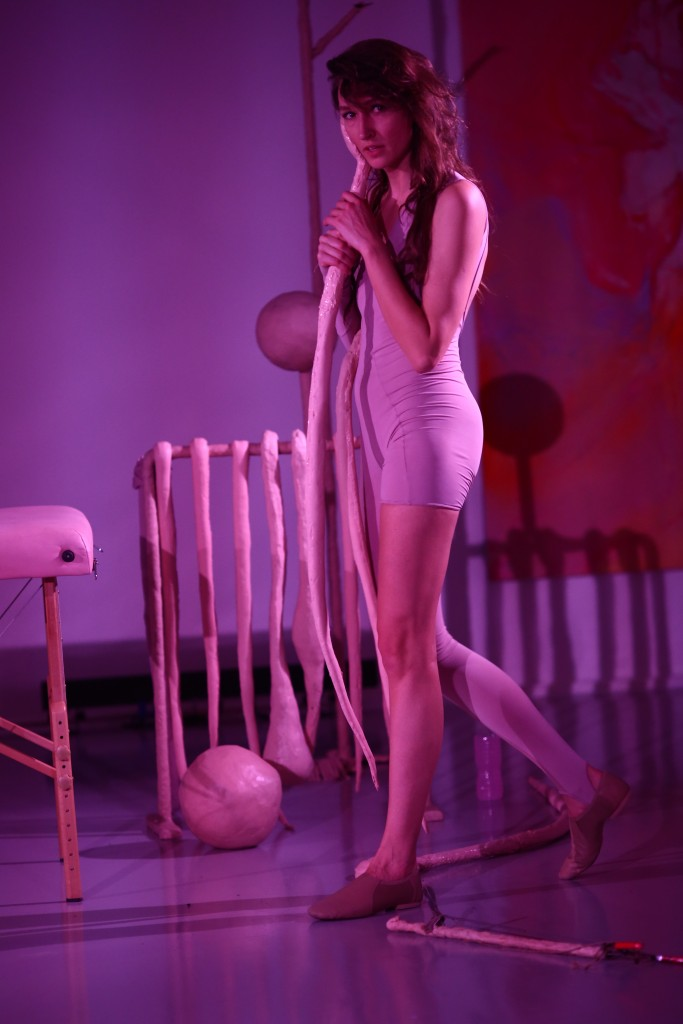 Ieva Miseviciute, La vie en Rose, 2017, Photo © Paula Court, Hauser&Wirth, New York2