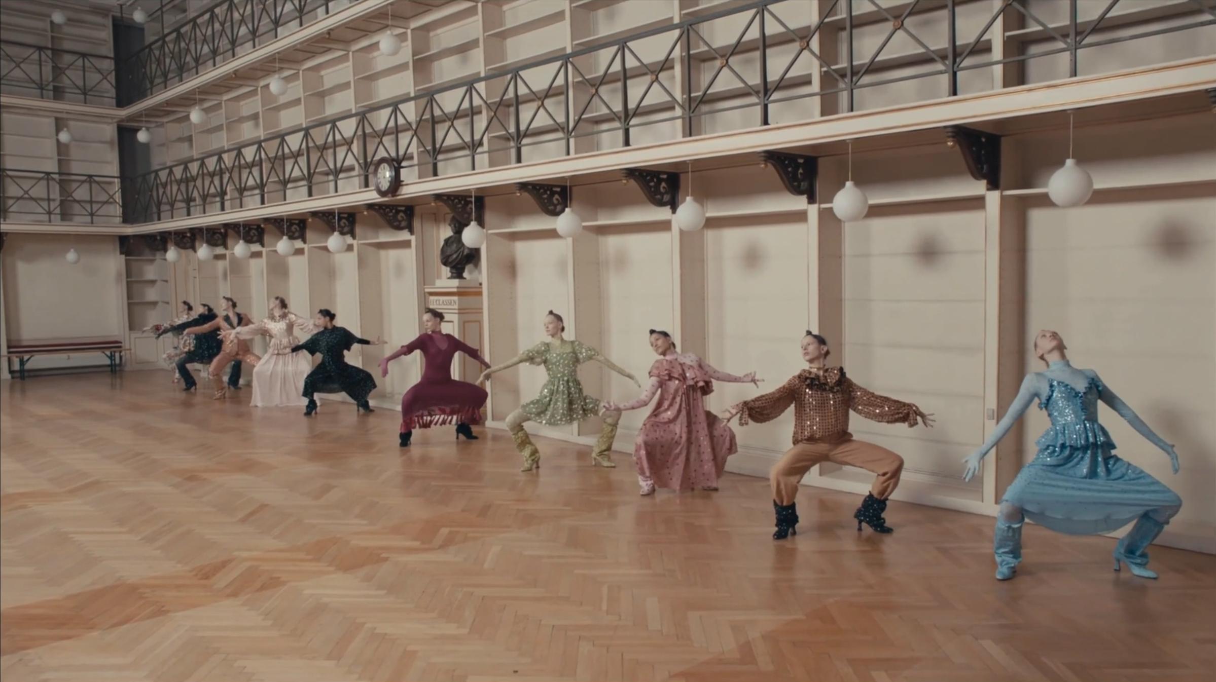 giske video dans